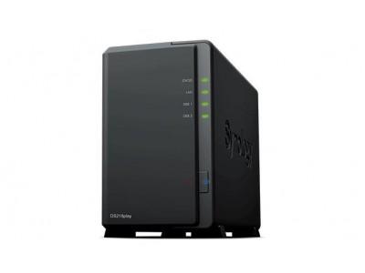 СХД настольное исполнение 2BAY NO HDD USB3 DS218PLAY SYNOLOGY