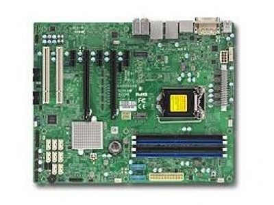 Серверная материнская плата C236 S1151 ATX MBD-X11SAE-O SUPERMICRO