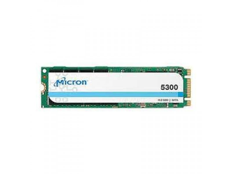 SSD жесткий диск M.2 2280 480GB 5300 PRO MTFDDAV480TDS MICRON