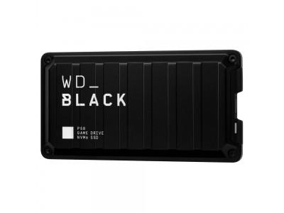 SSD жесткий диск USB-C 500GB EXT. WDBA3S5000ABK-WESN WDC