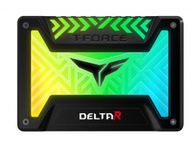 """SSD жесткий диск SATA2.5"""" 1TB DELTAR BLACK T253TR001T3C315 T-FORCE"""
