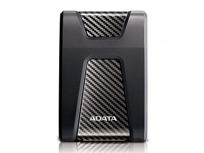 "Жесткий диск USB3.1 1TB EXT. 2.5"" BLACK AHD650-1TU31-CBK ADATA"
