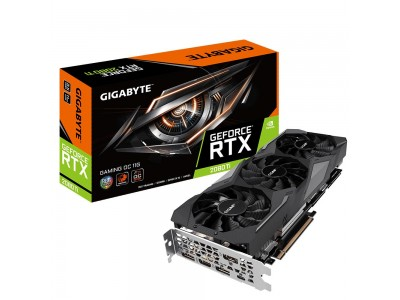 Видеокарта GIGABYTE RTX2080TI 11GB N208TGAMING OC-11GC