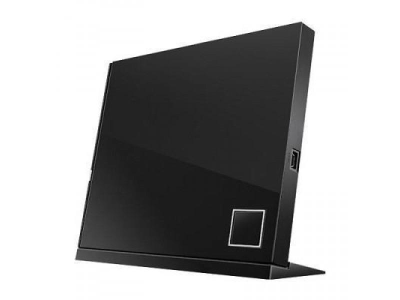 Привод BD COMBO USB2 6X EXT RTL SBC-06D2X-U/BLACK ASUS