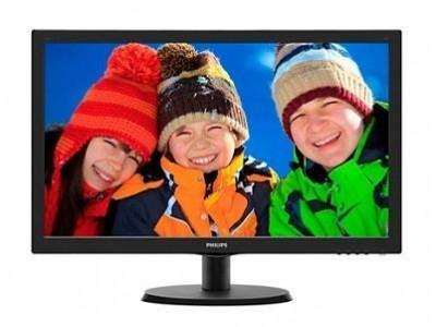 """Монитор LCD 22"""" 223V5LSB2(10/62) PHILIPS"""