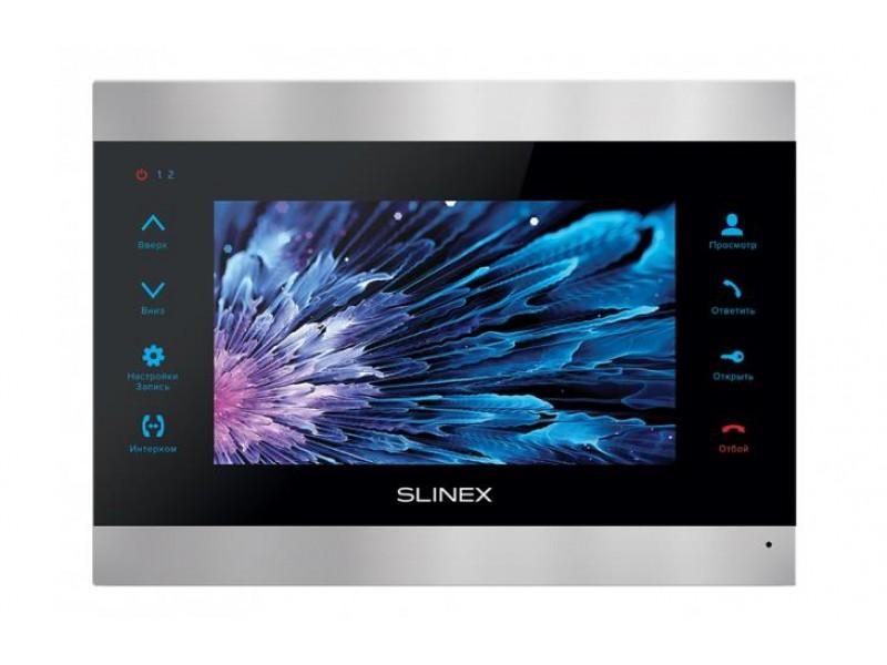 "Монитор LCD 7"" IP DOORPHONE SL-07? SILVER/BLACK SLINEX"