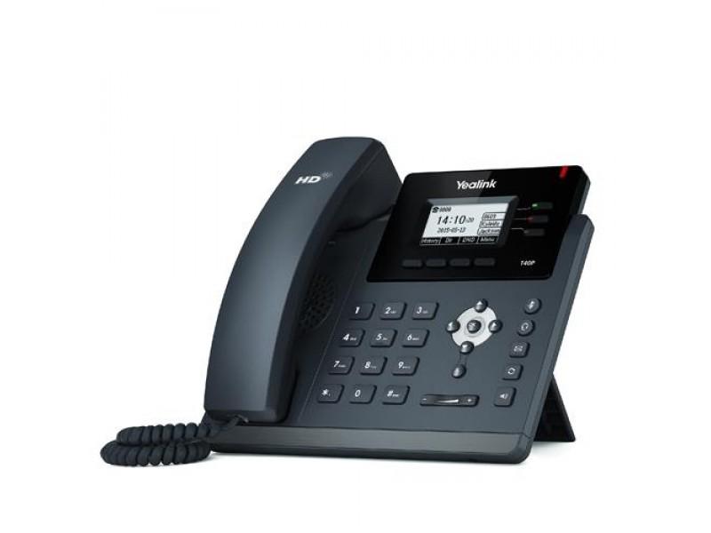 Телефон VOIP 3LINE SIP-T40P YEALINK