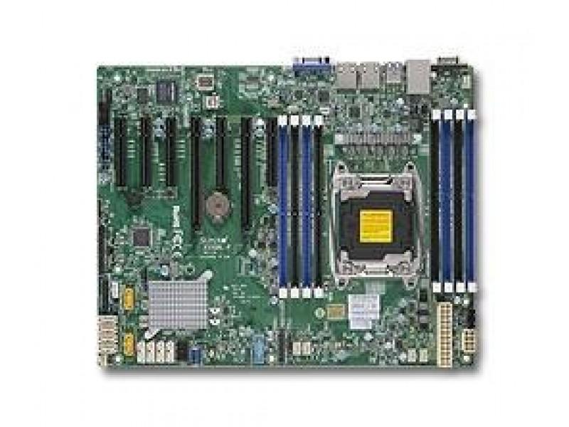 Серверная материнская плата C612 S2011-3 ATX BLK MBD-X10SRL-F-B SUPERMICRO