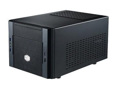 Корпус COOLER MASTER Elite 130 MiniDesktop MiniITX Цвет черный RC-130-KKN1