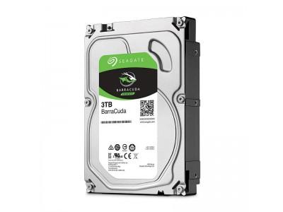 Жесткий диск SATA 3TB 5400RPM 6GB/S 256MB ST3000DM007 SEAGATE
