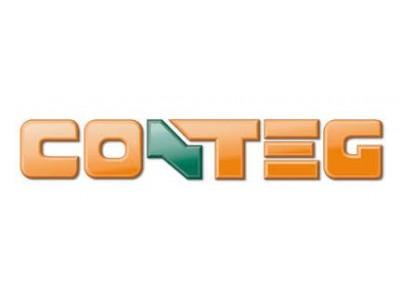 Кабельный организатор VO-W2-100/100 CONTEG