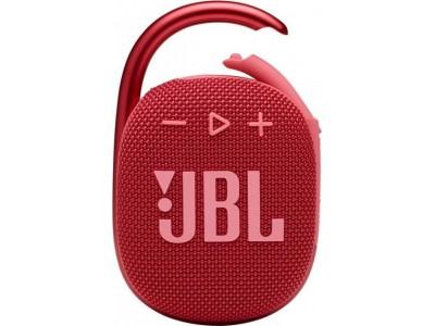 Акустическая система 1.0 BLUETOOTH CLIP 4 RED JBL