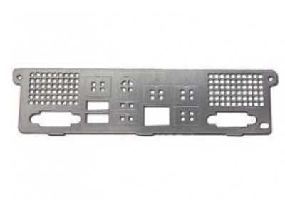 Заглушка корпусная задняя без отверстий MCP-260-00042-0N SUPERMICRO
