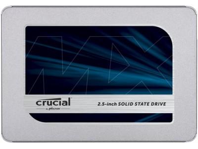 """SSD жесткий диск SATA2.5"""" 1TB MX500 CT1000MX500SSD1 CRUCIAL"""