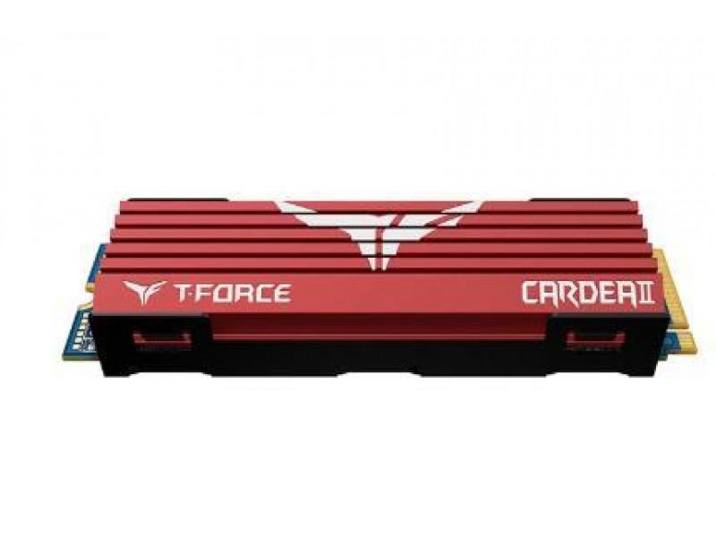 SSD жесткий диск M.2 2280 512GB CARDEA II TM8FP5512G0C110 T-FORCE