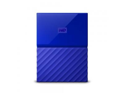"""Внешний жесткий диск USB3 1TB EXT. 2.5"""" BLUE WDBBEX0010BBL-EEUE WDC"""
