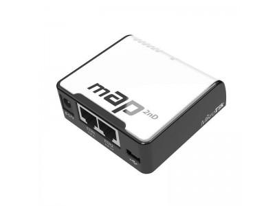 Wi-Fi точка доступа 2.4GHZ RBMAP2ND MIKROTIK