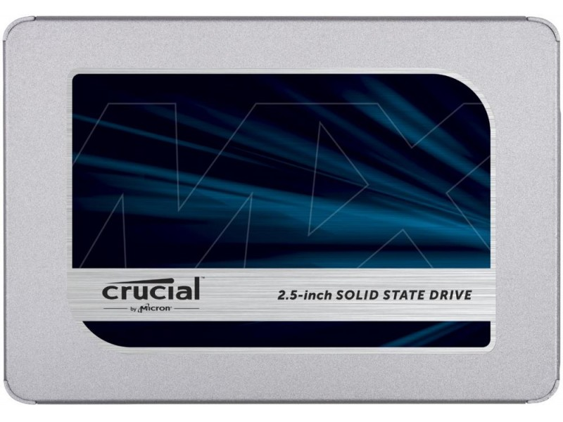 """SSD жесткий диск SATA2.5"""" 500GB MX500 CT500MX500SSD1 CRUCIAL"""