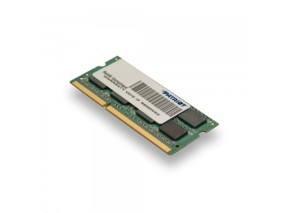 Модуль памяти для ноутбука 4GB PC12800 DDR3 SO PSD34G1600L2S PATRIOT