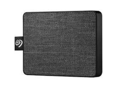 SSD жесткий диск USB3 500GB EXT. BLACK STJE500400 SEAGATE