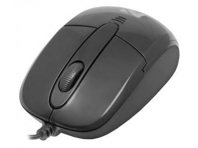 Мышка USB OPTICAL OPTIMUM MS-130 BLACK 52130 DEFENDER