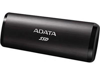 SSD жесткий диск USB-C 256GB EXT. BLACK ASE760-256GU32G2-CBK A-DATA