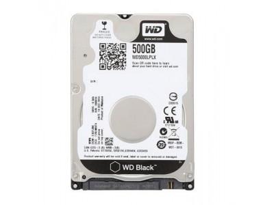 """Жесткий диск SATA2.5"""" 500GB 7200RPM 32MB WD5000LPLX WDC"""