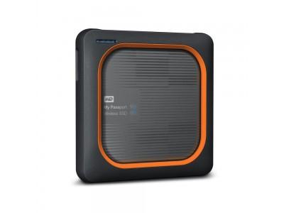 SSD жесткий диск USB3 2TB EXT. WDBAMJ0020BGY-RESN WDC