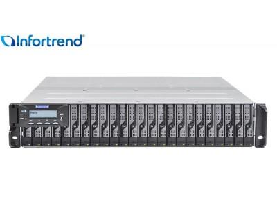 Система хранения данных 2U SAS DS3024RUCB00C-8U30 INFORTREND