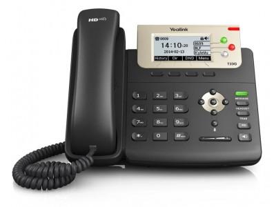 Телефон VOIP 3LINE SIP-T23G YEALINK