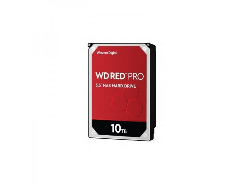 Жесткий диск SATA 10TB 6GB/S 256MB RED PRO WD102KFBX WDC