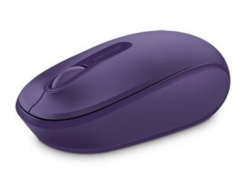 Мышка USB OPTICAL WRL MOBILE 1850 PURPLE U7Z-00044 MS
