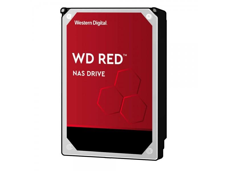 Жесткий диск SATA 2TB 6GB/S 256MB RED WD20EFAX WDC