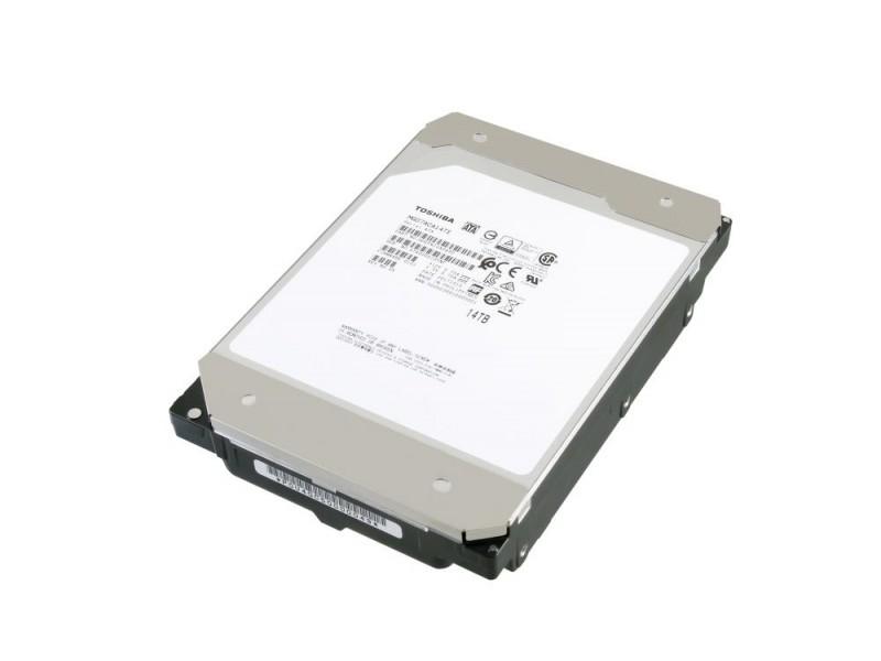 Жесткий диск SATA 14TB 7200RPM 6GB/S 256MB MG07ACA14TE TOSHIBA