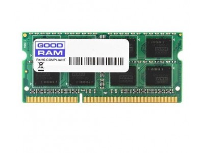 Модуль памяти для ноутбука 4GB PC19200 DDR4 SO GR2400S464L17S/4G GOODRAM