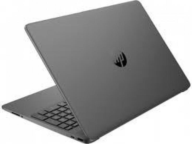 """Ноутбук HP 15s-eq1149ur 3150U 2400 МГц 15.6"""" 1920x1080 4Гб SSD 256Гб нет DVD AMD Radeon Graphics встроенная Windows 10 Home серый 22Q04EA"""