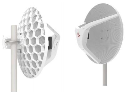 Wi-Fi точка доступа WIRE DISH RBLHGG-60ADKIT MIKROTIK