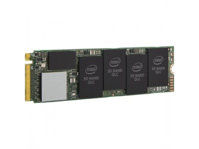 SSD жесткий диск M.2 2280 1TB QLC 660P SSDPEKNW010T801 INTEL