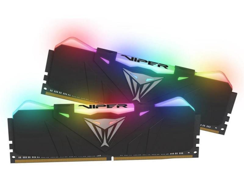 Модуль памяти 16GB PC25600 DDR4 KIT2 PVR416G320C6K PATRIOT