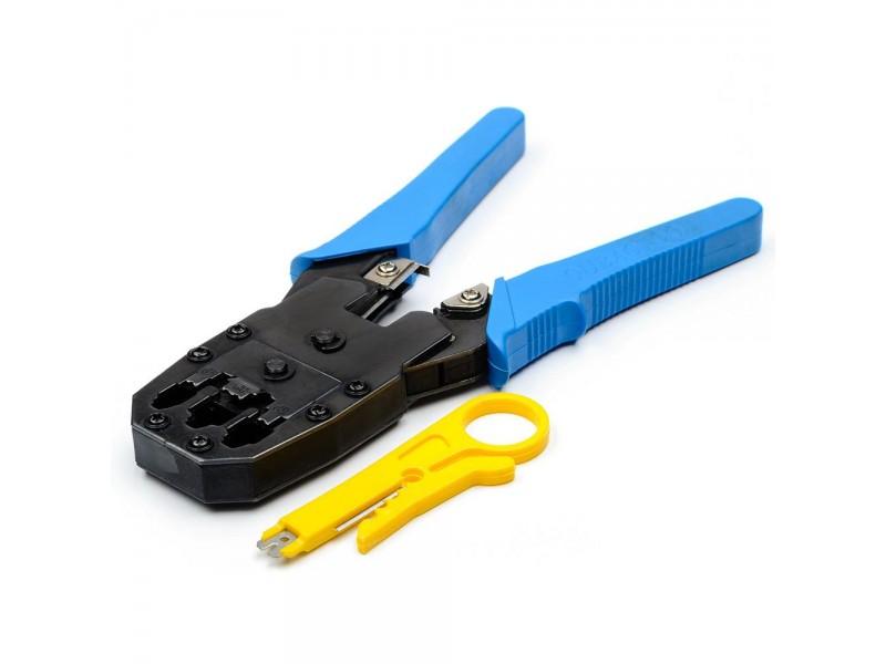 Инструмент для обжимки кабеля AT8097 ATCOM