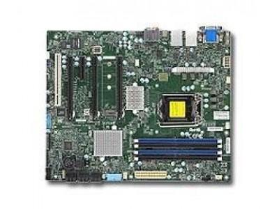 Серверная материнская плата C236 S1151 ATX BULK MBD-X11SAT-F-B SUPERMICRO