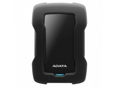"Жесткий диск USB3.1 1TB EXT. 2.5"" BLACK AHD330-1TU31-CBK ADATA"