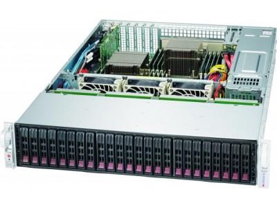 Корпус для сервера 2U 1200/1000W 216BE1C4-R1K23LPB SUPERMICRO