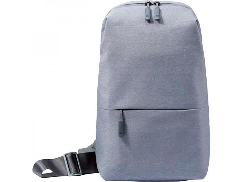 Рюкзак для ноутбука MI CITY SLING LIGHT GREY ZJB4070GL XIAOMI