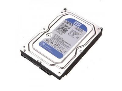 Жесткий диск SATA 500GB 7200RPM 6GB/S 32MB WD5000AZLX WDC