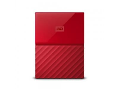 """Внешний жесткий диск USB3 1TB EXT. 2.5"""" RED WDBBEX0010BRD-EEUE WDC"""