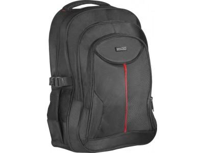 "Рюкзак для ноутбука CARBON 15.6"" BLACK 26077 DEFENDER"