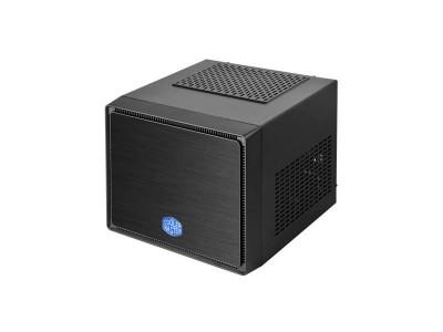 Корпус COOLER MASTER Elite 110 Brushed MiniDesktop MiniITX Цвет черный RC-110A-KKN1