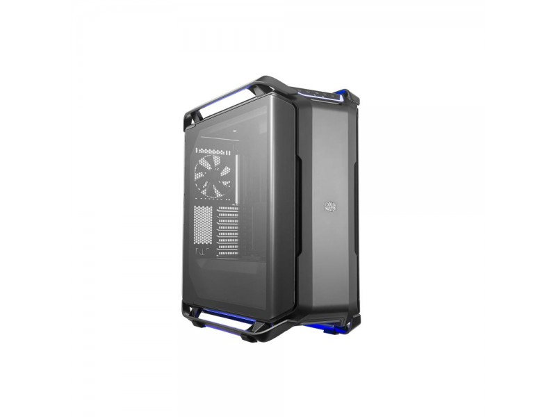 Корпус COOLER MASTER COSMOS C700P BLACK EDITION Tower без Б/П ATX EATX MicroATX MiniITX Цвет черный MCC-C700P-KG5N-S00