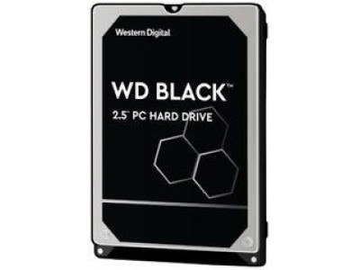 "Жесткий диск SATA2.5"" 1TB 6GB/S 64MB BLACK WD10SPSX WDC"